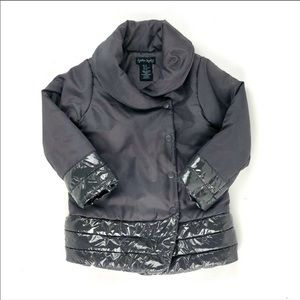 Cynthia Rowley toddler girls puffer jacket